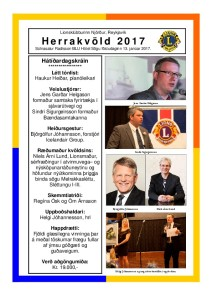 thumbnail of Kynningarblað 2017
